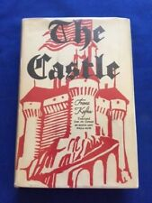 THE CASTLE - FIRST AMERICAN EDITION BY FRANZ KAFKA