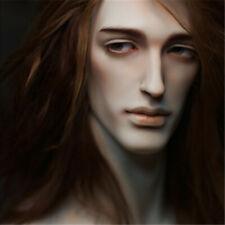 1/4 BJD Doll Boy Man Resin Naked Muscle V White Eyes Doll Figure Collec David