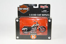 Harley-Davidson 1997 Xlh Sportster 1200 Nib Motorcycle 1:18 Maisto Series 16