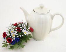 Eschenbach Bavaria Elfenbein Porzellan Kaffekanne Teekanne ca. 21 cm