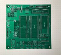 Z80-MBC2 PCB - Z80 Single Board Computer