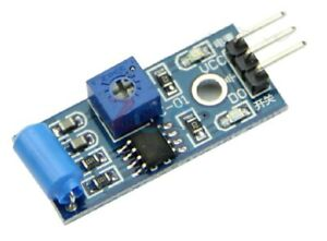 SW-420 Vibration Tilt Motion Vibration Alarm Sensor Module for Arduino