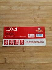 100 FIRST CLASS STAMPS 1ST CLASS