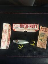 New listing Heddon River Runt Spook Floater 9400 S D