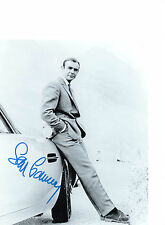 Sean Connery James Bond Genuine signed authentic autograph - UACC / AFTAL