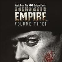ORIGINAL SOUNDTRACK - BOARDWALK EMPIRE, VOL. 3: MUSIC FROM HBO SERIES NEW CD