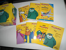 Muzzy BBC Early Advantage Language Course Multilingual (8 Disc's DVD TIN Set)