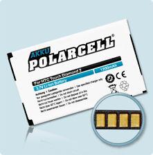 PolarCell Batería para HTC Touch Diamond 2 II T5353 2 T3333 Accu acku