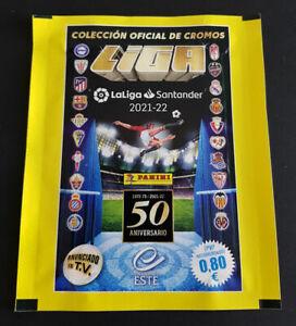 Panini La Liga 2021 2022 21 22 Tüte / Packet