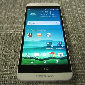 HTC DESIRE 626S, 8GB - (VIRGIN MOBILE) CLEAN ESN, WORKS, PLEASE READ!! 37772