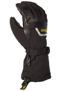 Brand New Klim Fusion Gloves - XL - Black - # 3087-001-150-000