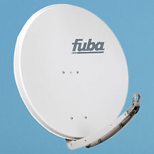 Fuba DAA 850 G grau Satellitenschüssel 85cm Sat Spiegel Antenne Sat Anlage HDTV
