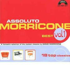 Ennio Morricone: Assoluto Morricone (New/Sealed CD)