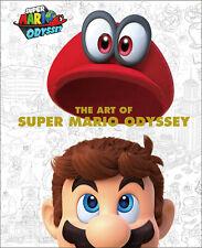 The Art of Super Mario Odyssey – artbook