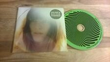CD indie Melody 's Echo Chamber-crystallized (1 canción) Promo Domino CB