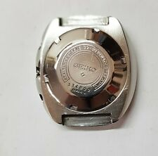 Seiko  6139 8030 case with screw back.