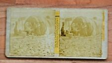 More details for stereoview of gipsy sarah in blackpool, on reverse, vallee de campan, france