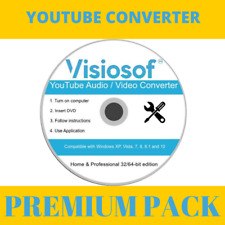 YouTube to MP3/MP4 Converter Video Downloader Software for Windows 10 8 7 XP