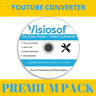 YouTube to MP3/MP4 Converter Video Downloader Software Resource Pack - Buy Now!
