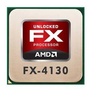 AMD FX Series FX-4130 (4x 3.80GHz) FD4130FRW4MGU CPU Sockel AM3+   #37490