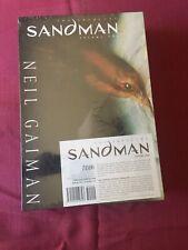 Absolute Sandman Book One by Neil Gaiman HC Slipcase Sealed