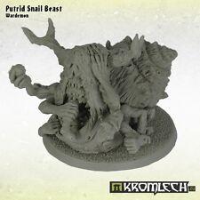 Kromlech BNIB Putrid Snail Beast (1) KRM077