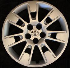 "Genuine Toyota Corolla Hubcap  2014 2015 2016 16"" wheel Cover"