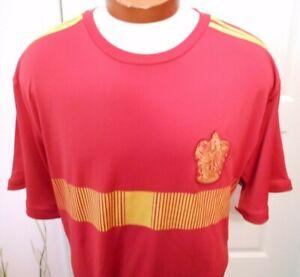 Universal Studios Harry Potter Gryffindor Quidditch Soccer Shirt Jersey 2XL