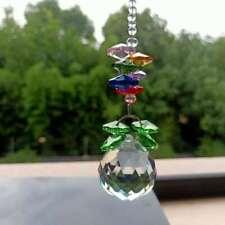 1PC Fengshui Crystal Hanging Creativity Suncatcher Chandelier Lamp Window Decor