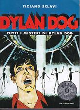 DYLAN DOG TUTTI I MISTERI DI DYLAN DOG - OSCAR MONDADORI  prima edizione