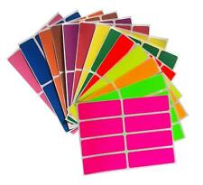 Colored Coding Craft 3 x 1 Inch Stickers 76mm x 25mm Organizing Labels 104 Pack