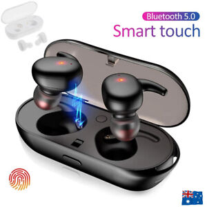Bluetooth 5.0 Wireless Headphones TWS Earphones Mini In Earbuds For IOS Android