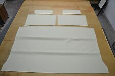 1968 68 1969 69 FORD RANCHERO OFF WHITE 2 BOW HEADLINER USA MADE TOP QUALITY