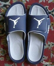 Nike Air Jordan Slides Flip Flops Respect Navy White 15