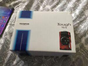 Olympus Tough TG-6 Tough Camera - Red