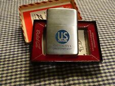 VINTAGE ZIPPO US RUBBER ELECTRICAL WIRE & CABLE LIGHTER 1958