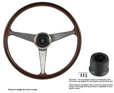 Nardi Anni 60 380mm Steering Wheel + Hub for Ford Bronco 5012.39.3000 + .8501