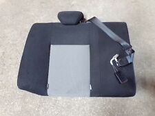 13577 2C2 MK5 6J SEAT IBIZA 5DR OS DRIVERS REAR SEAT BACK PIECE WITH HEADREST