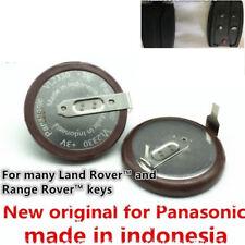 2PCS Panasonic botón VL2330 Batería Llavero 3 V 50 mAh Para Land Rover Range Rover