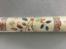 "Schumacher Revetement Mural Vintage Wallpaper 27"" x 32' Roll Crafting"
