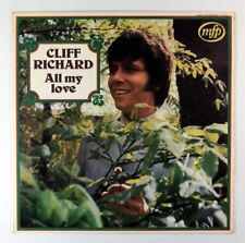Cliff Richard - All My Love (UK Vinyl LP MFP 1420)