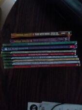 Lot of 10 Children's Books - 8 Magic Tree House Mysteries & 2 universal monsters