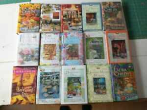 Lot of 14 Laura Childs Tea Shop Mystery Books