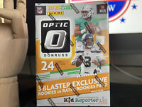 🔥2020🔥 NFL Panini Donruss Optic Football Blaster Box SEALED - Find Herbert
