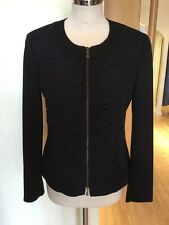 Gelco Jacket Size 10 BNWT Black RRP £139 Now £49