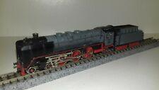 MINITRIX N locomotora vapor BR 01 234L44-205