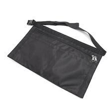 Denim Market Trader Money Belt Bag 4 Pockets Apron Pouch Adjustable Waist Strap