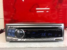 Alpine Cdm-7859rb Old Car Radio Stereo Cd Player Rds Max Tune Pro Changer Cont