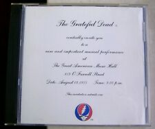 Grateful Dead - One From The Vault - DoCD