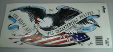 alter USA EAGLE Constitution Forever Auto Motorrad Aufkleber 1970er Jahre UHW St